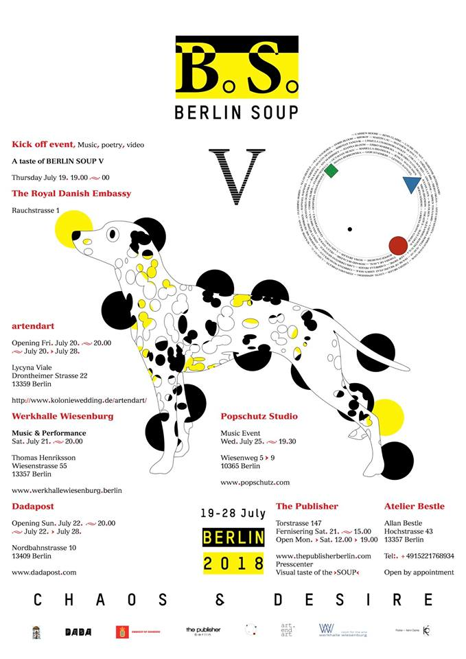 Berlin Soup Art Festival